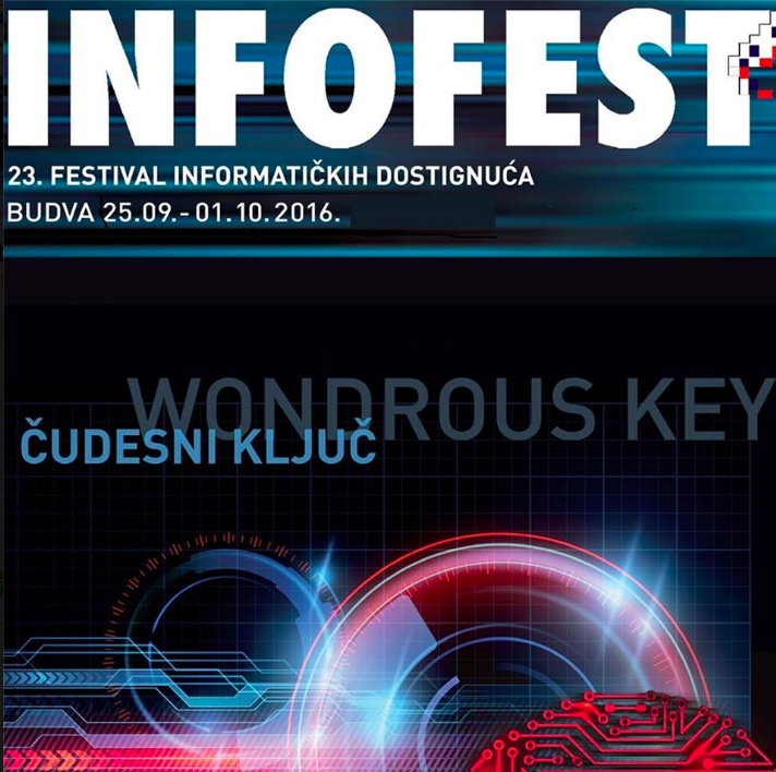Infofest, Budva